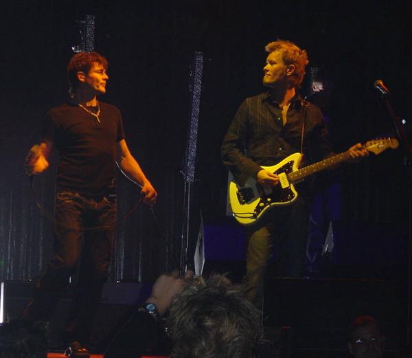 На концерте в Кельне 29 октября 2005 года